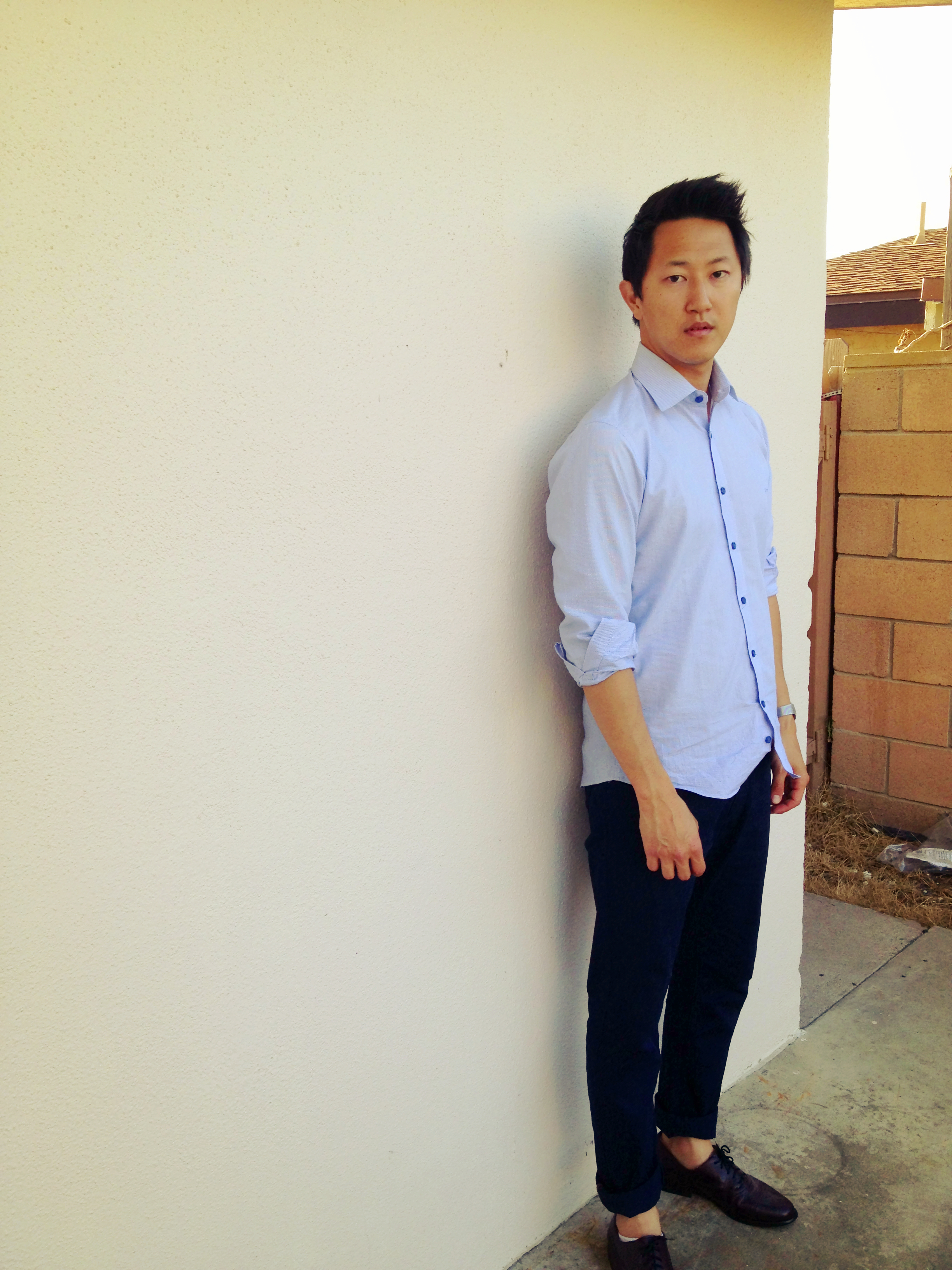 Dress Shirt With Jeans Untucked Bcd Tofu House